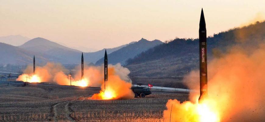 Kuzey Kore'nin füzelerinde 'Rus parmak izi' iddiası