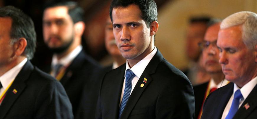 Venezuela'da Guaido ABD ordusu ile iş birliği istiyor