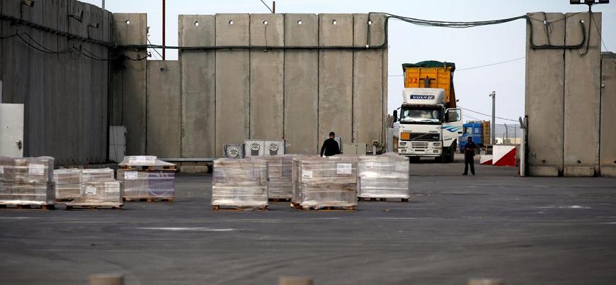 İsrail Gazze Şeridi'ne geçişleri yeniden açtı