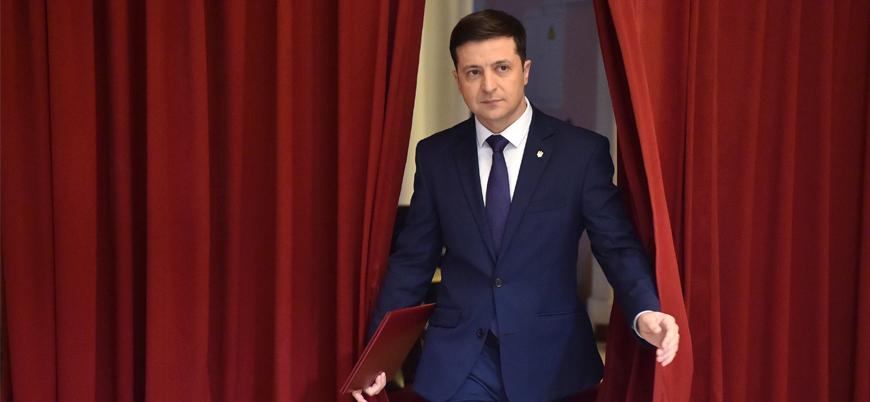 Ukrayna'nın yeni devlet başkanı 'Rusya'yla savaş' politikasını sürdürecek