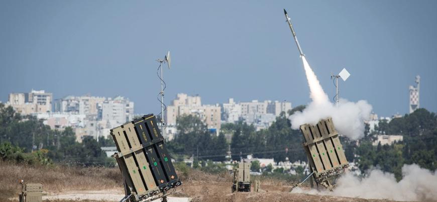 İsrailli Bakan: ABD ile gerilim artarsa İran'ı vurabiliriz