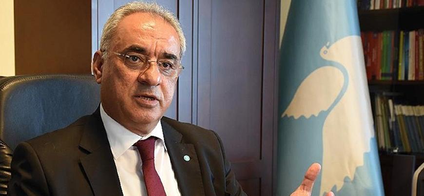 DSP İstanbul adayı Muammer Aydın adaylıktan çekildi