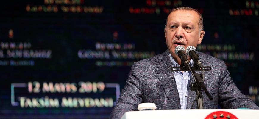 Erdoğan: Bir yerde seçim yapılıyorsa demokrasi işliyor demektir