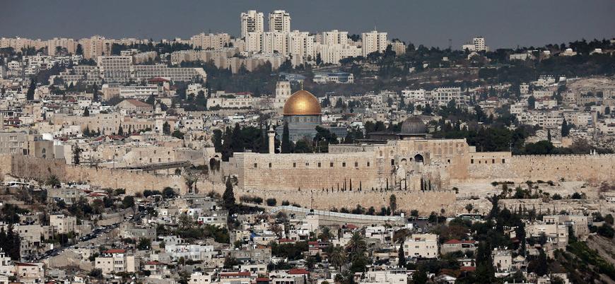 İsrail'in Eurovision reklamlarında Kudüs'ü kullanmasına Filistin'den tepki