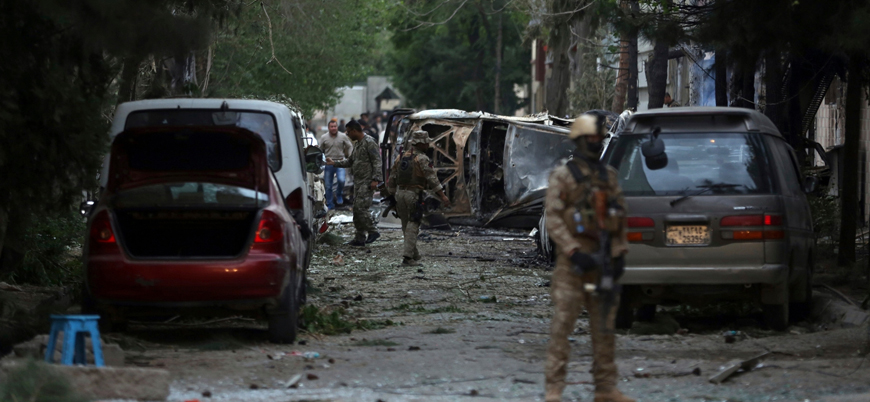 Afganistan'ın Celalabad kentinde peş peşe patlamalar: 3 ölü 20 yaralı