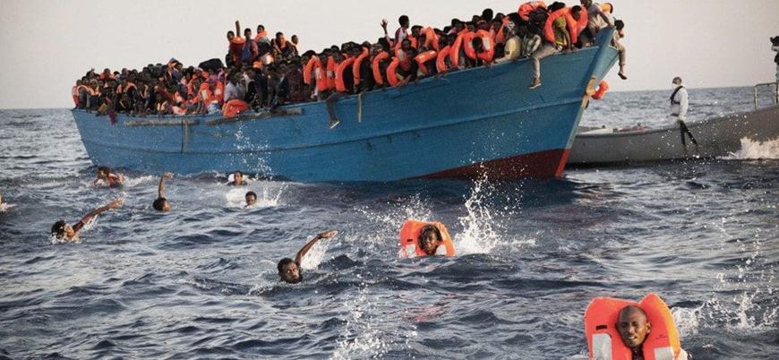 İtalya'dan Akdeniz'de mültecileri kurtaran sivil toplum kuruluşlarına ceza talebi