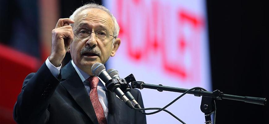 Kılıçdaroğlu: CHP özgürlükçü AK Parti yasakçı bir partidir