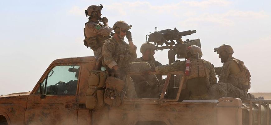 Irak ve Suriye'deki ABD askerleri yüksek alarm seviyesine geçti