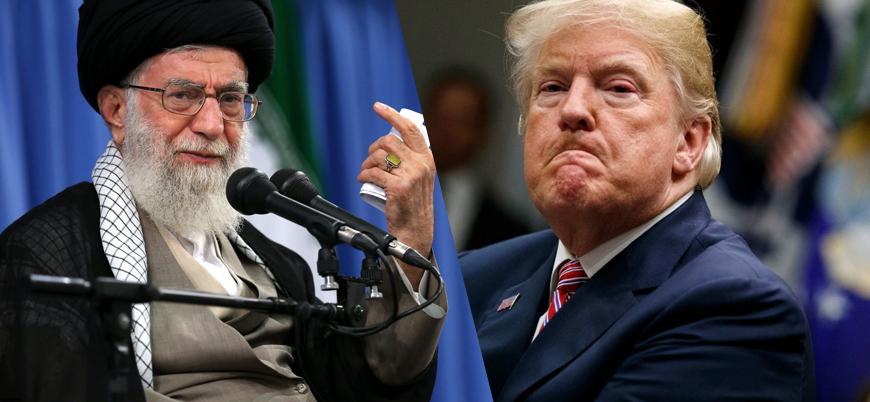 Hamaney: ABD ile savaş istemiyoruz