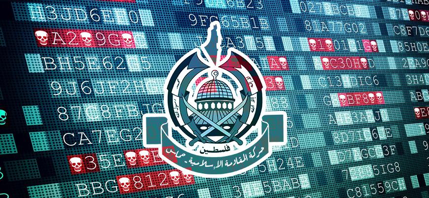 Hamas İsrail'de yayın yapan televizyonu hackledi, saldırı tehdidinde bulundu
