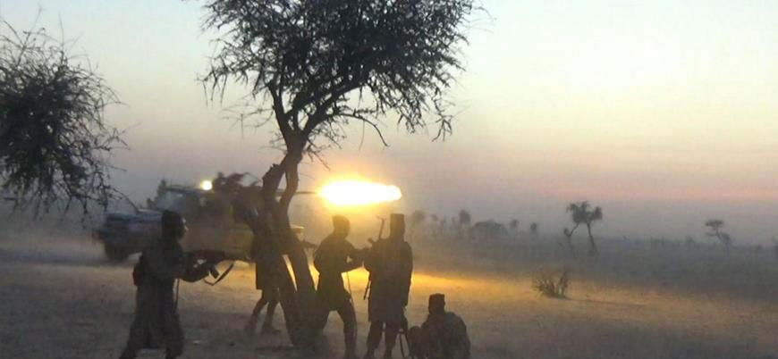 Nijer-Mali sınırındaki çatışmada 17 Nijer askeri öldü