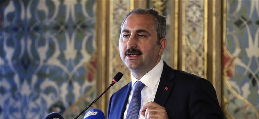 Adalet Bakanı Gül: Yargı reformu yol haritası niteliğinde olacak