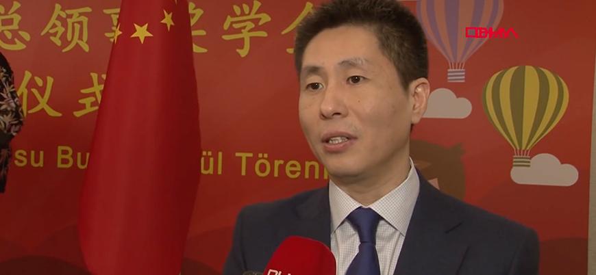 Çin İstanbul Başkonsolosu Doğu Türkistan'daki toplama kamplarını savundu: Hastaları tedavi ediyoruz