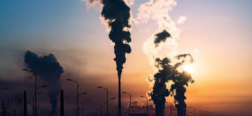 Atmosferdeki karbondioksit oranı insanlık tarihindeki en yüksek seviyeye ulaştı