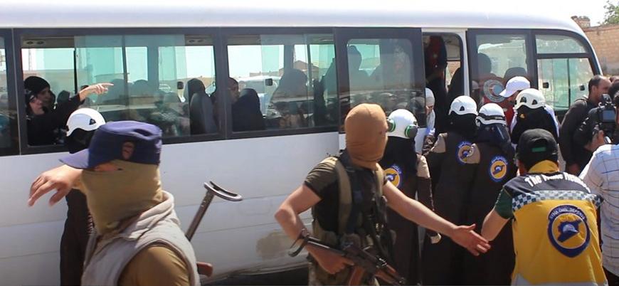 Suriye'de muhalifler ile Esed rejimi arasında esir takası