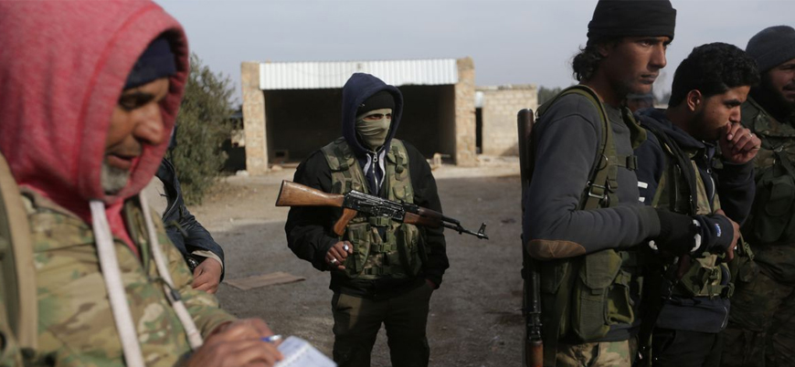 Suriyeli muhaliflerden Rusya'nın ateşkes teklifine ilişkin açıklama