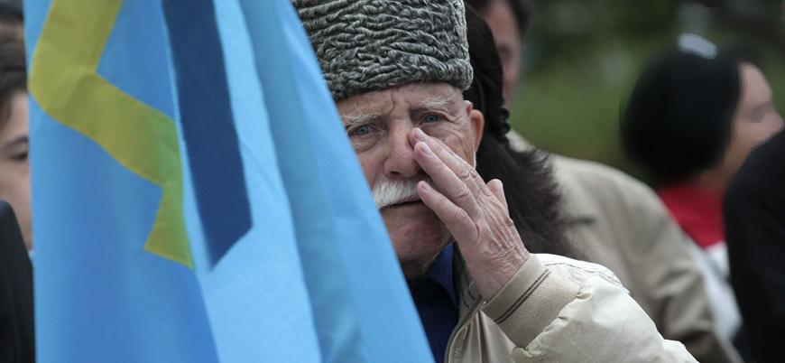 Kırım Tatar Sürgünü'nün 75'inci yılı