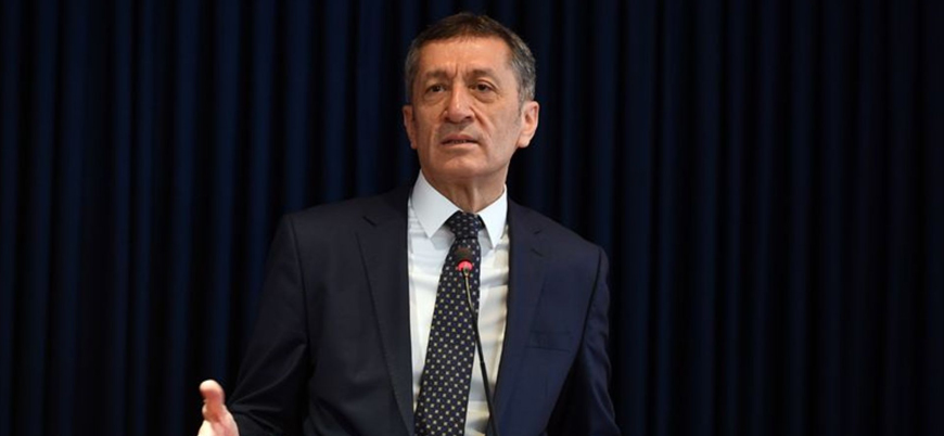 Milli Eğitim Bakanı Ziya Selçuk'tan 'yeni eğitim sistemi' açıklaması