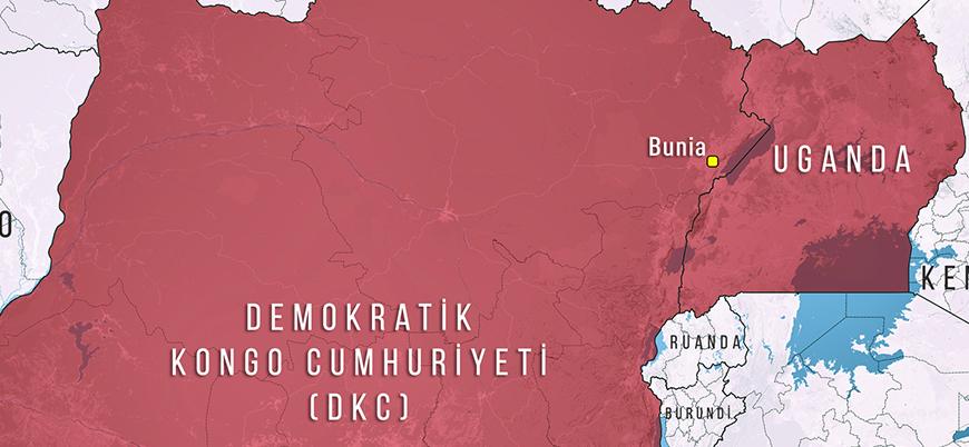 IŞİD Demokratik Kongo'da saldırılarını artırıyor