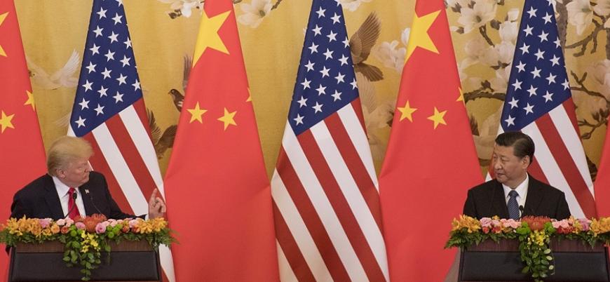 ABD-Çin mücadelesinin yeni safhası teknoloji savaşı mı?