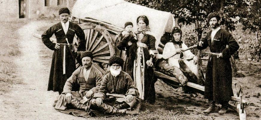 Çerkes Soykırımı ve Sürgünü'nün 156'ncı yılı