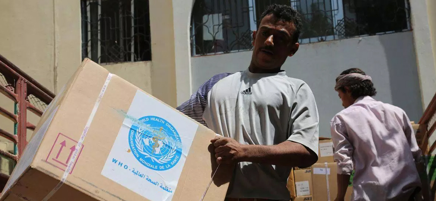 Birleşmiş Milletler'den Yemen'e gıda yardımını durdurma tehdidi