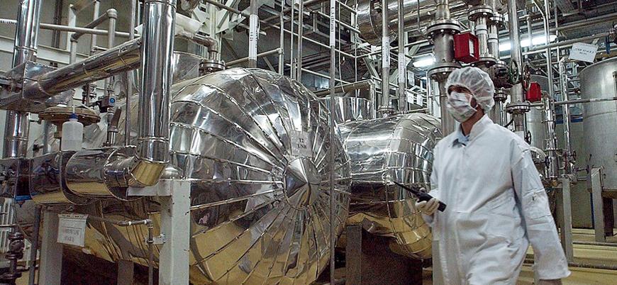 İran: Uranyum zenginleştirme kapasitesini 4 kat artırdık