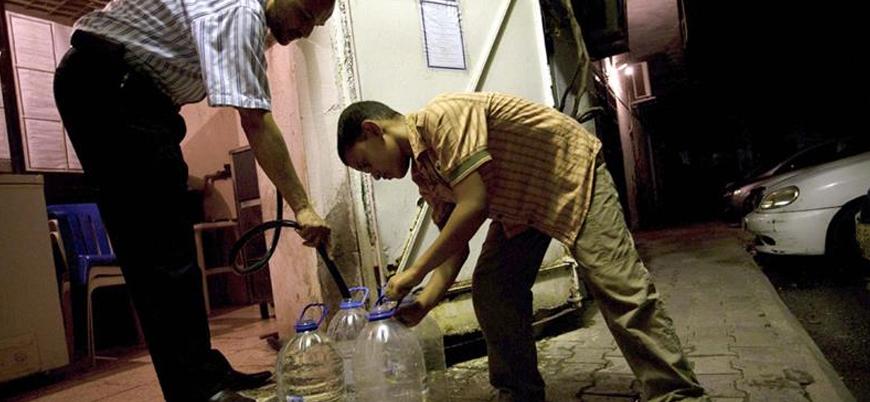 Çatışmalar nedeniyle Trablus susuzlukla karşı karşıya