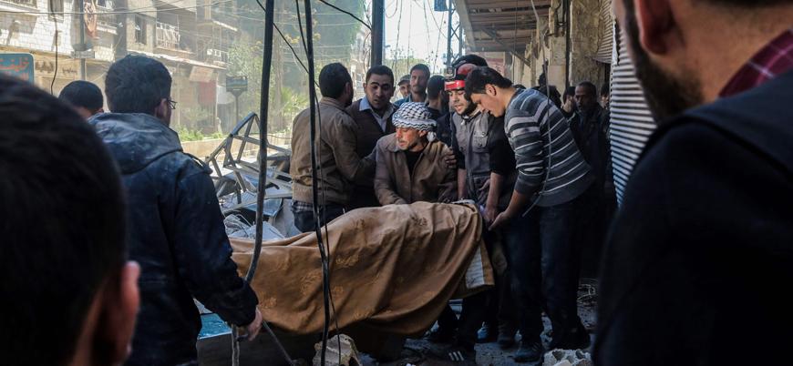 ABD'den Esed rejimine kimyasal saldırı uyarısı: 'Harekete geçeriz'