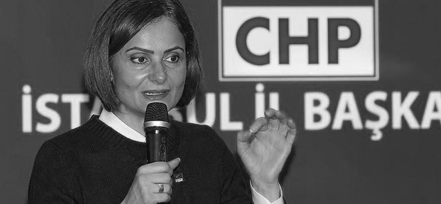 CHP İstanbul İl Başkanı Kaftancıoğlu'nun hapis cezası onandı