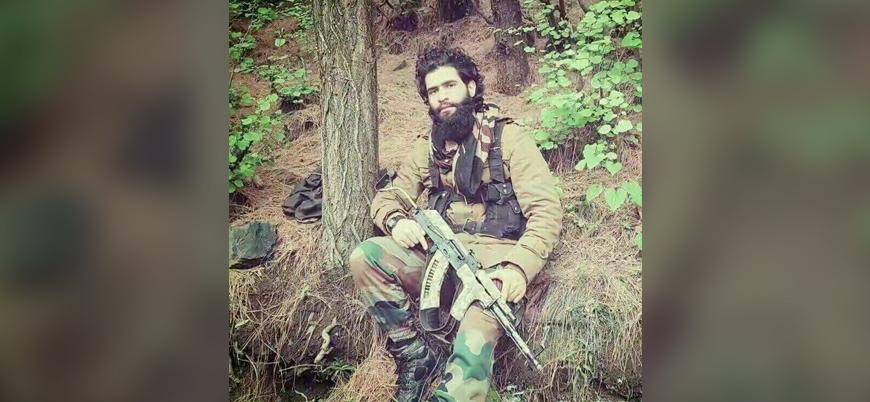 Keşmir'de El Kaide bağlantılı Ensar Gazvet el Hind lideri Zakir Musa öldürüldü