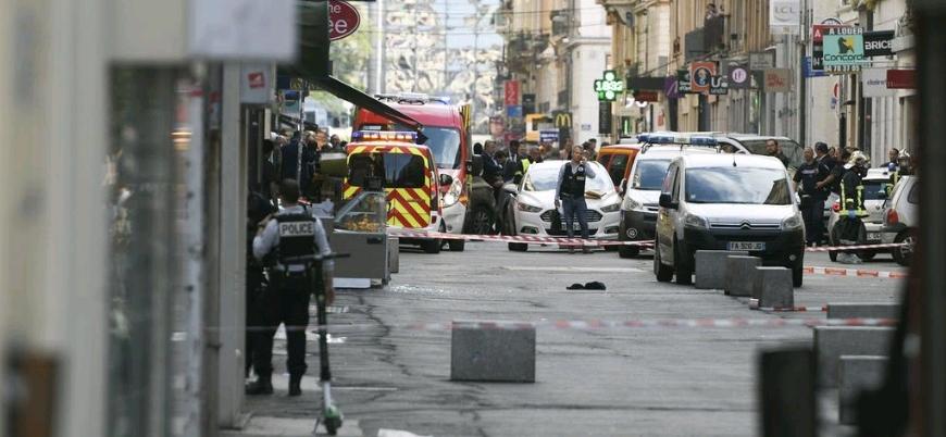 Fransa'nın Lyon kentinde bombalı saldırı