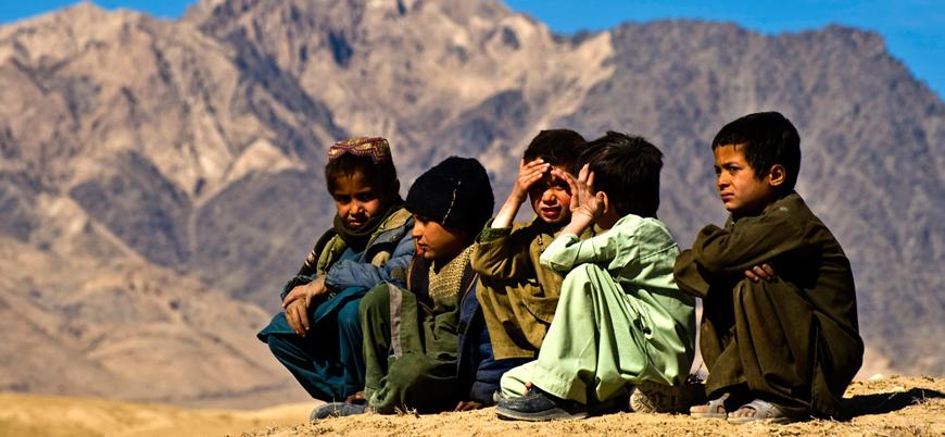 UNICEF: Afganistan'da 600 bin çocuk açlıktan ölme riskiyle karşı karşıya