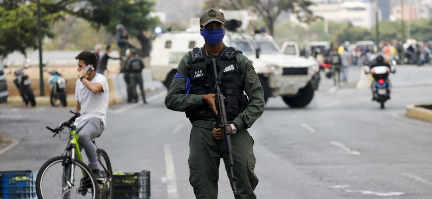 Venezuela'da cezaevinde çatışma: 25 mahkum öldü