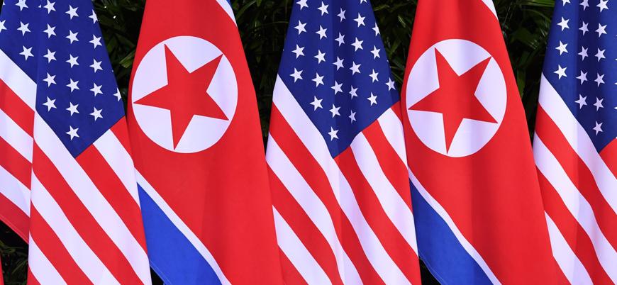 Kuzey Kore: ABD tavrını değiştirmedikçe müzakere masasına oturmayız