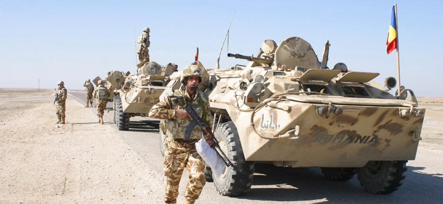 Afganistan'ın güneyinde Romanya askerlerine bombalı saldırı