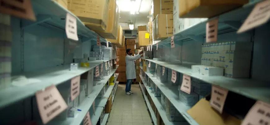 Gazze'de ilaç krizi tehlikeli boyutlara ulaştı