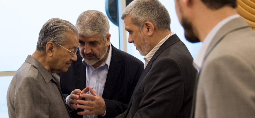 Hamas'tan Yüzyılın Anlaşması'na karşı destek için Malezya ziyareti