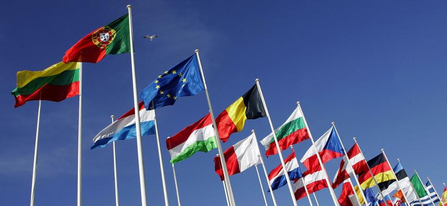 Avrupa parlamento seçimleri için sandık başında
