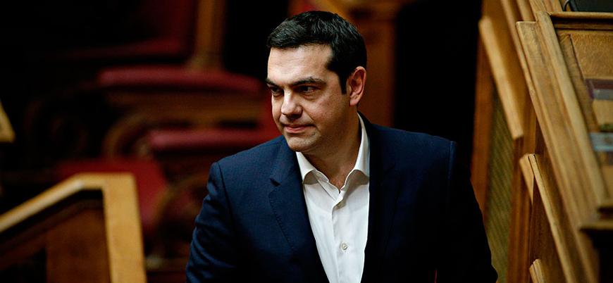 AP seçimlerinde muhalefetin gerisinde kalan Çipras'tan erken seçim kararı