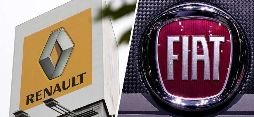 Fiat ve Renault'dan birleşme adımı