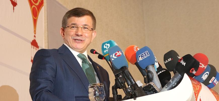 Davutoğlu: Suriye zorluklarını bize havale etmeye çalışanlar ciddi bir zaaf içinde