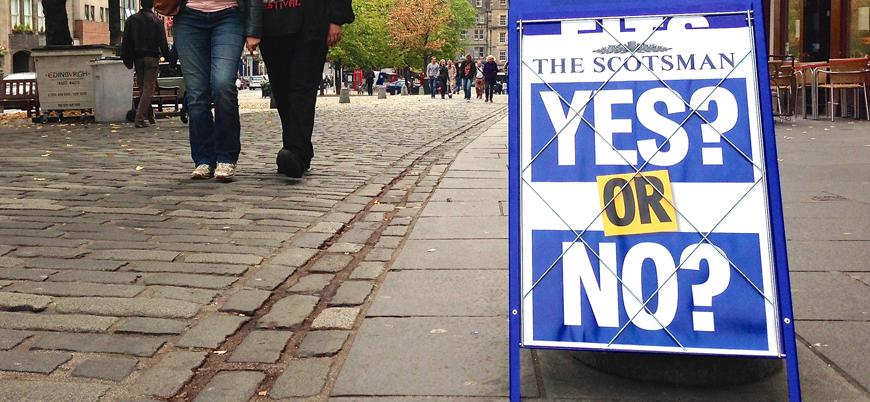 İskoçya 2020'de bağımsızlık referandumu hazırlığında