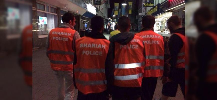 Almanya'dan 'Şeriat polisi' davasında 7 kişiye para cezası