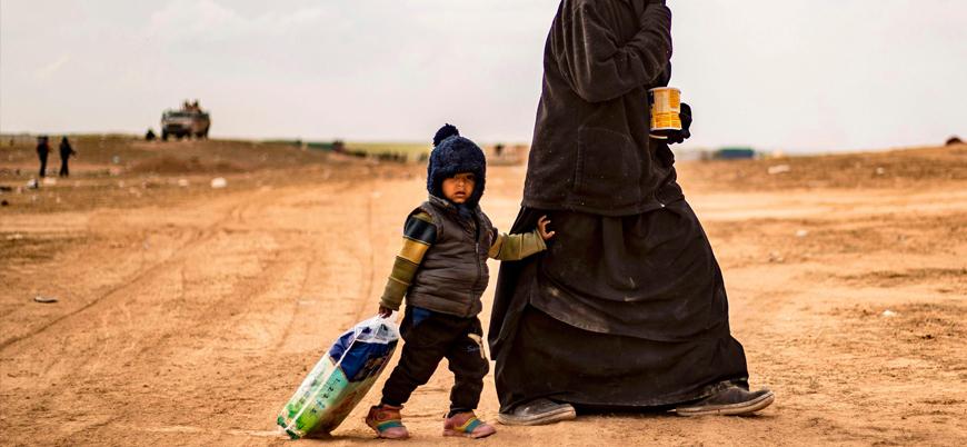 Bağdat hükümeti IŞİD mensuplarının çocuklarını Türkiye'ye iade etti