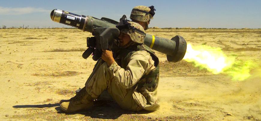 ABD BAE'ye 102 milyon dolar değerinde Javelin anti tank füzesi satıyor