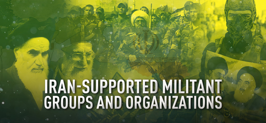 Iran-supported militant groups and organizations