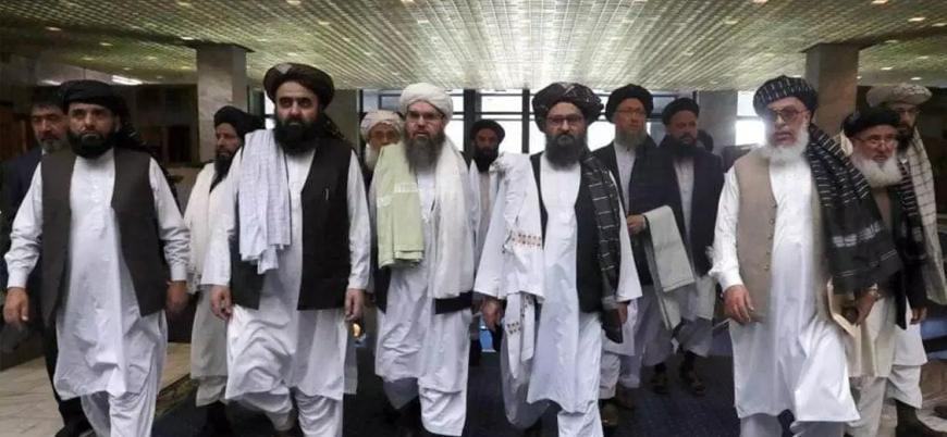 Taliban'dan Moskova konferansı sonrası açıklama: İşgal sona ermeli