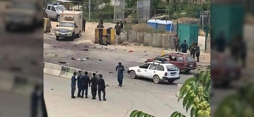 Afganistan'ın başkenti Kabil'de IŞİD'den bombalı saldırı: 6 ölü