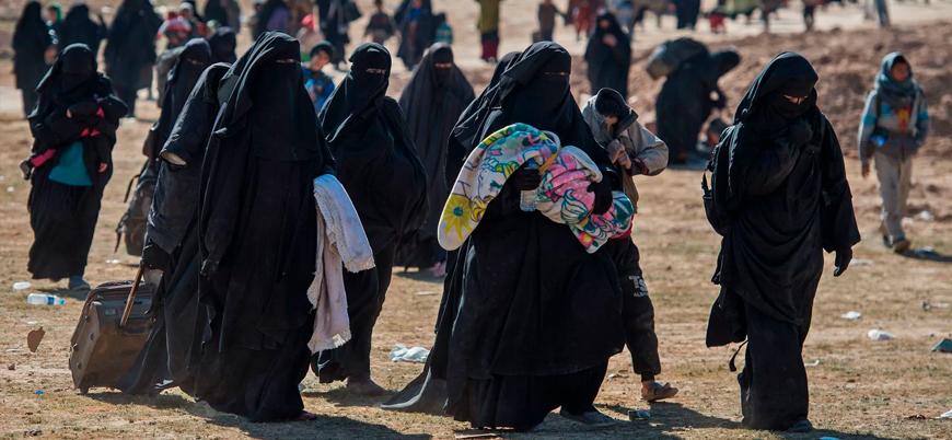 Özbek IŞİD mensuplarının çocukları ülkelerine iade edildi